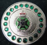 Royal Green Jacket Ladies' Brooch